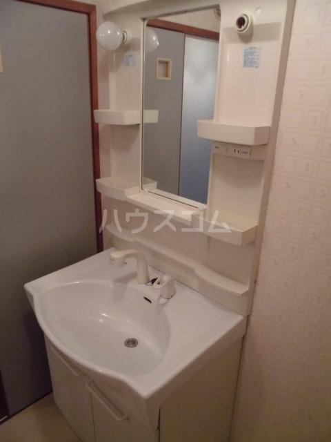 Mハイツ 405号室の洗面所