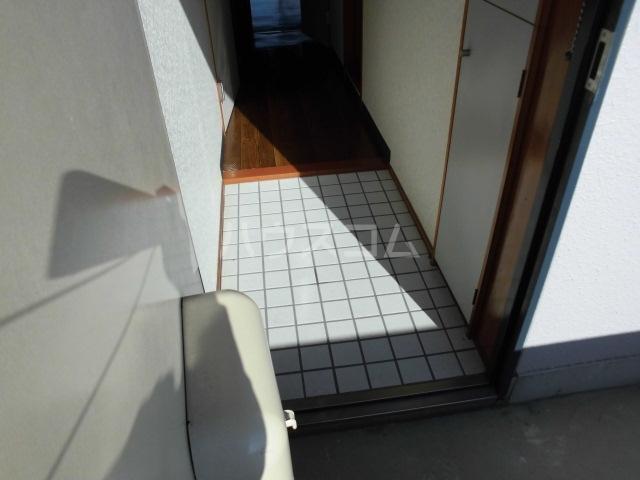 Mハイツ 405号室の玄関