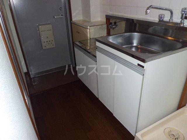 エンゼルハイム 308号室のキッチン