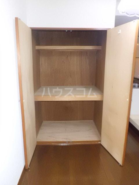 エンゼルハイム 308号室の収納
