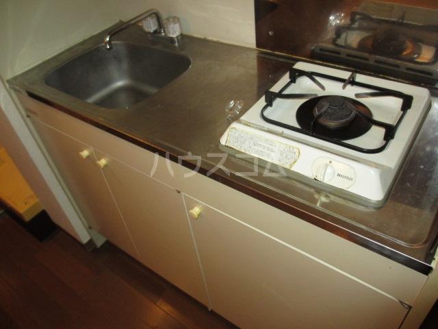 アーバン武蔵小金井 601号室のキッチン