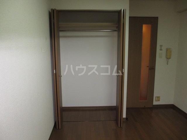 アーバン武蔵小金井 601号室の収納