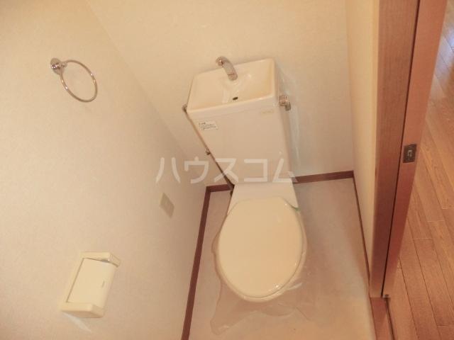 メゾンベールSea Sunのトイレ