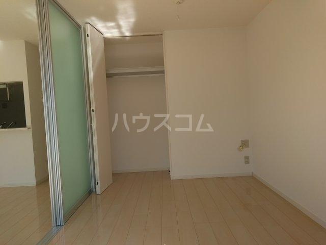 クレールコガネイ 201号室のベッドルーム