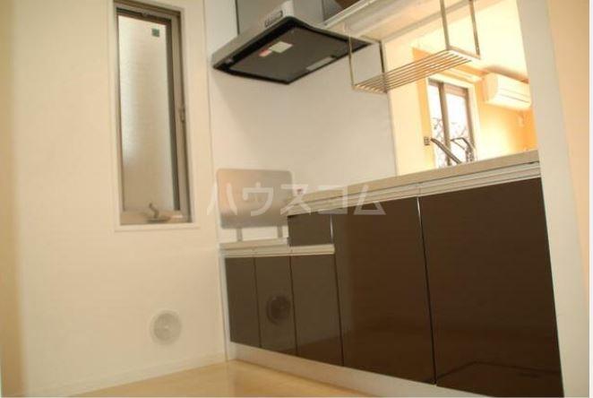 クレールコガネイ 201号室のキッチン