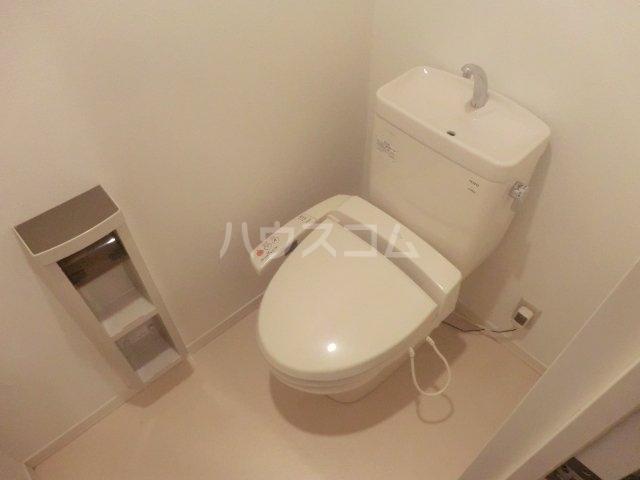 クレールコガネイ 201号室のトイレ