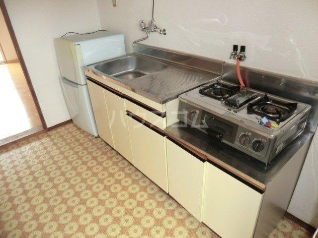 コンチェルトハイツA 202号室のキッチン