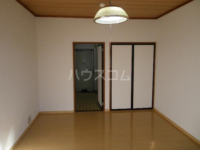 コンチェルトハイツA 202号室のベッドルーム