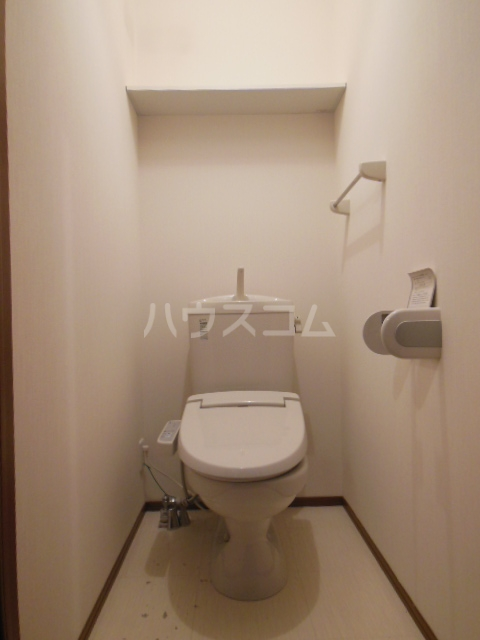クレアーレ小山のトイレ