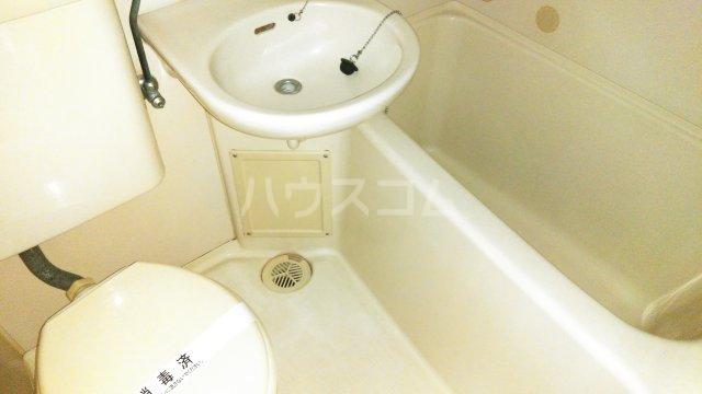 アーバニーハイム柴崎 208号室の風呂
