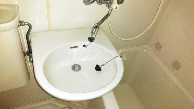 アーバニーハイム柴崎 208号室の洗面所