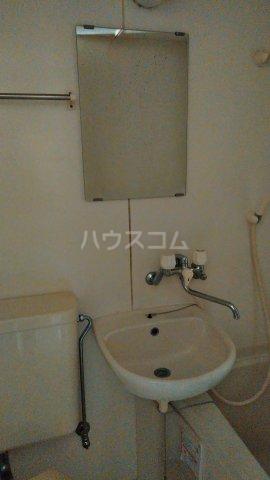 モンシャトー田代 105号室の洗面所