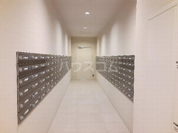サンコリーヌタワー横須賀中央駅前 208号室のその他共有
