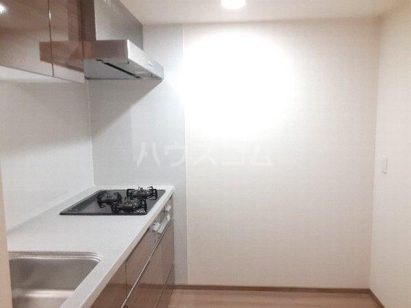 サンコリーヌタワー横須賀中央駅前 208号室のキッチン