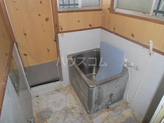 汐入町3-54貸家の風呂