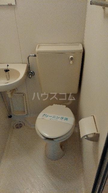 パークアベニューエスティーン 206号室のトイレ