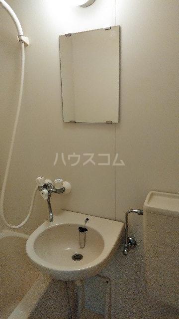 パークアベニューエスティーン 206号室の洗面所