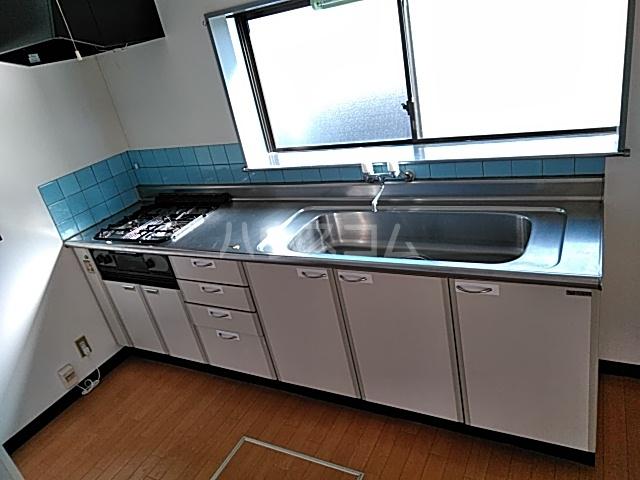 イースタンハイツ 201号室のキッチン