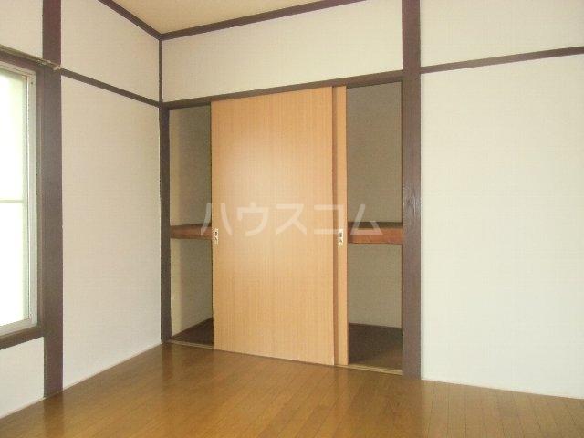 石田荘 201号室の収納