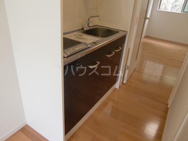 グランマリナー横須賀田浦 204号室のキッチン