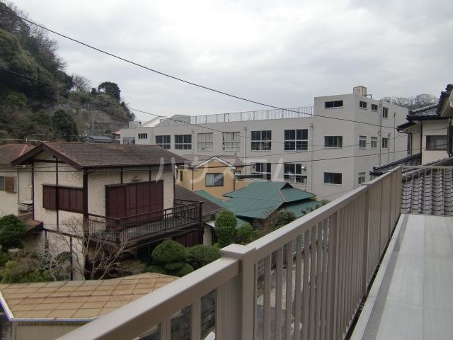 グランマリナー横須賀田浦 204号室の景色