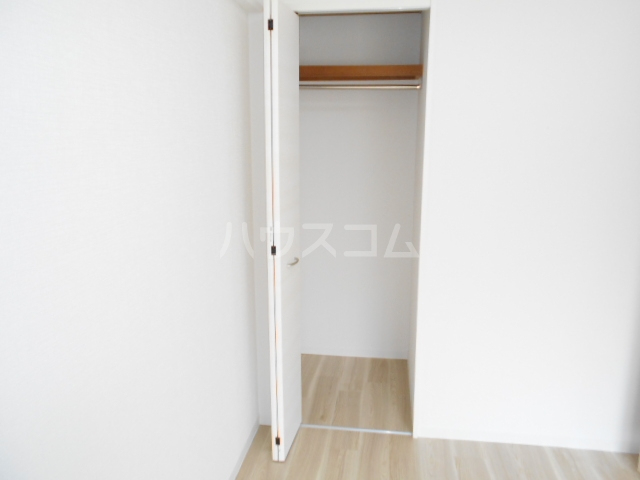 サクセス桜井 103号室の収納
