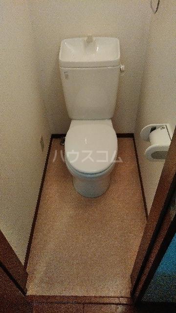 リビオン 201号室の洗面所