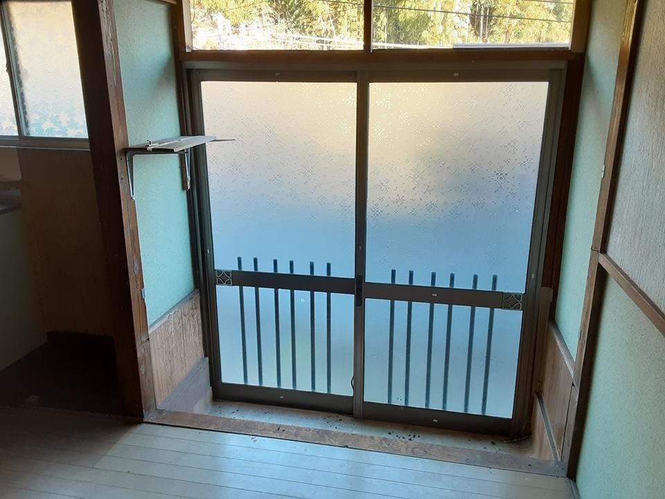 根倉アパート 102号室の居室