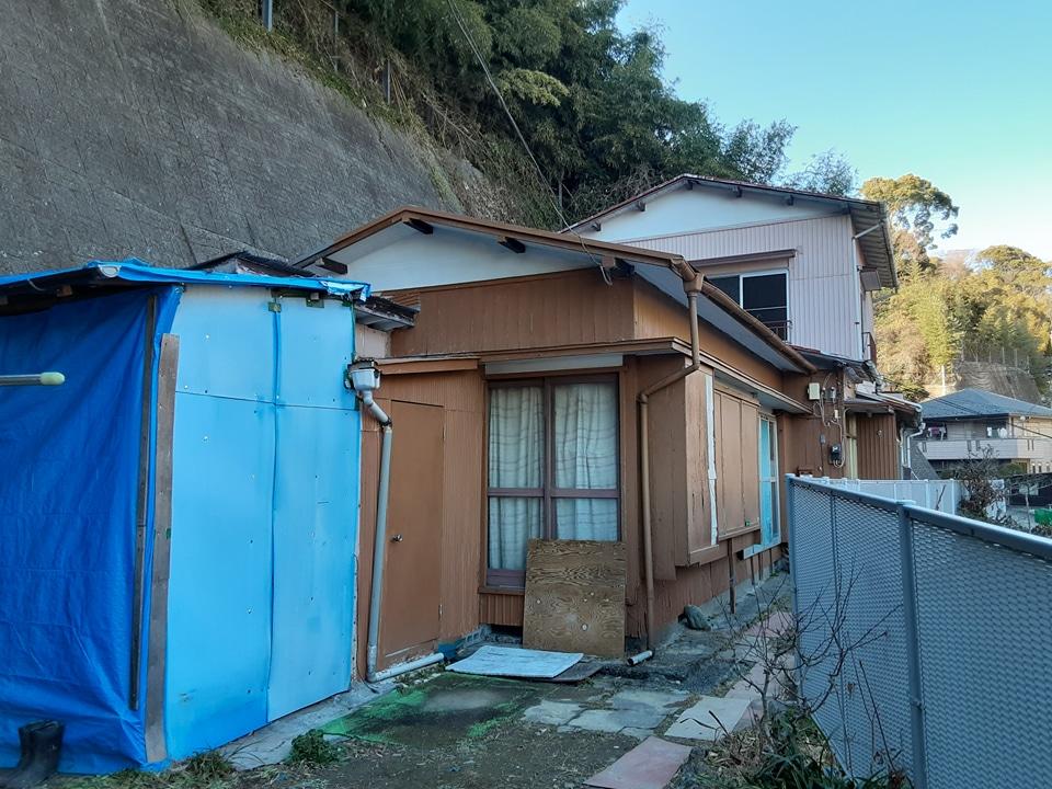 根倉アパート 201号室の外観