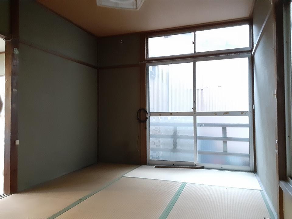 根倉アパート 102号室の収納