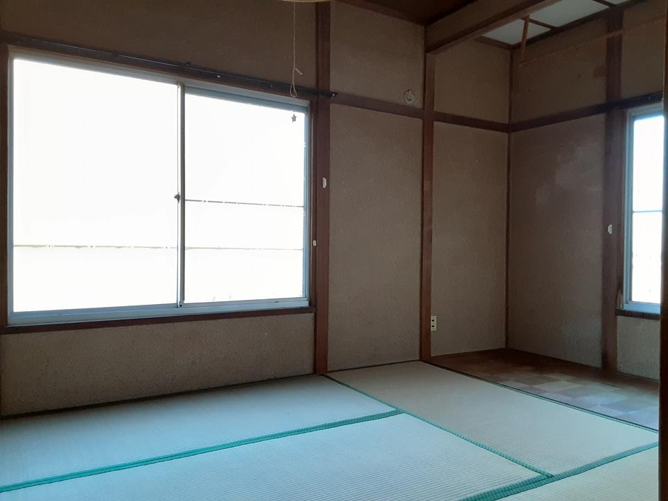 根倉アパート 201号室の風呂
