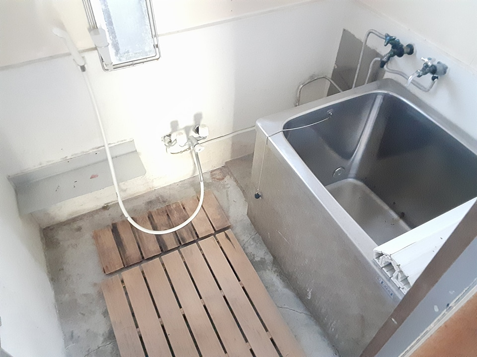 根倉アパート 201号室のトイレ