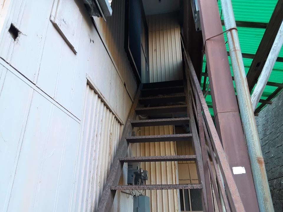 根倉アパート 201号室の収納
