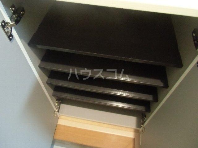 マリンハイツ 104号室の収納