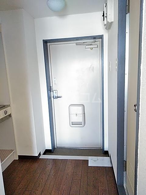 スカイコート中央林間 302号室の玄関