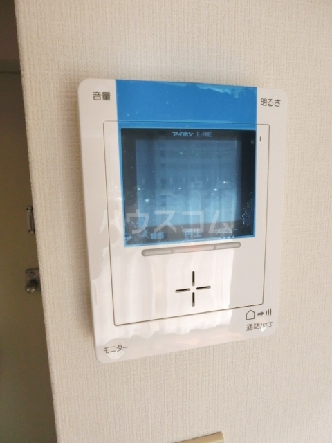 グラットシェル 103号室のセキュリティ