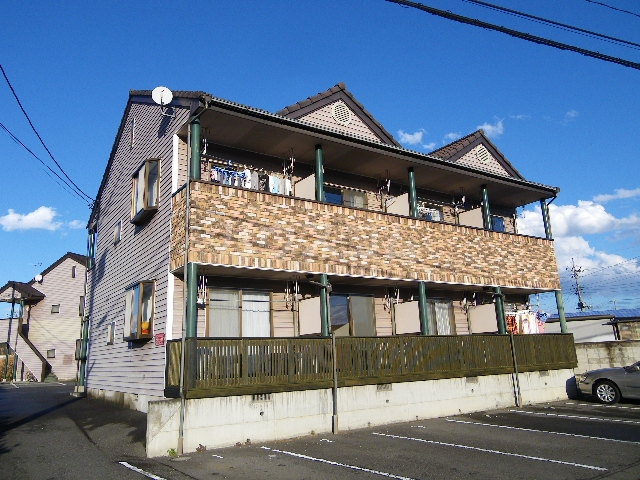 コンフォート高崎 102号室の外観