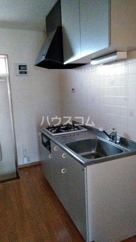 コンフォート高崎 102号室のキッチン