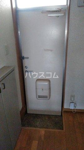 コンフォート高崎 102号室の玄関