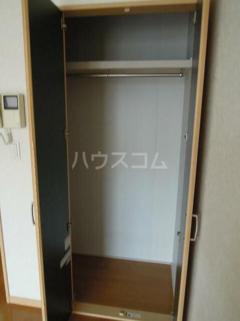 ダンディライオン 203号室の収納