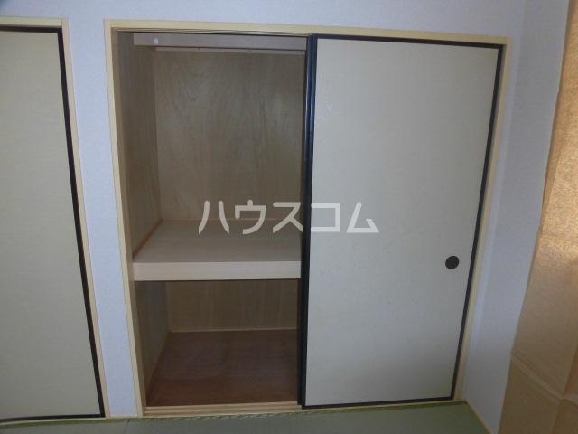 サープラスYAMADA A102号室の収納