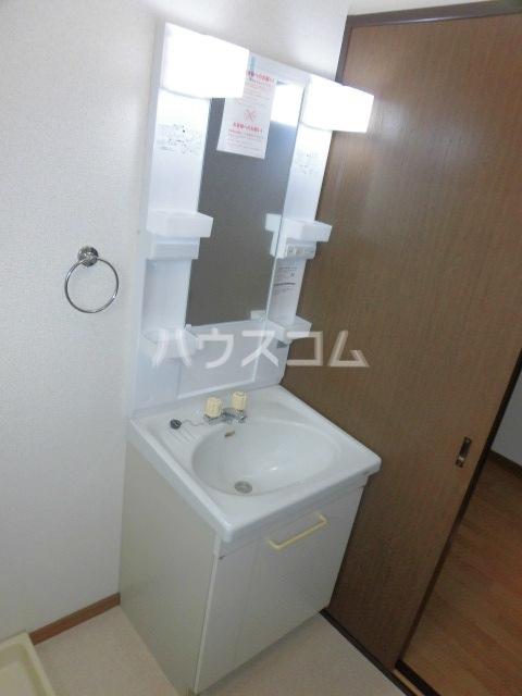 サープラスYAMADA A102号室の洗面所