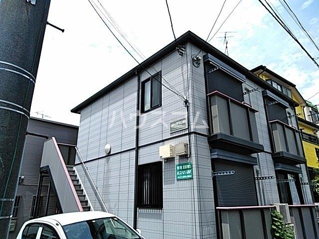 ヒルトップテラス三春台 201号室の外観