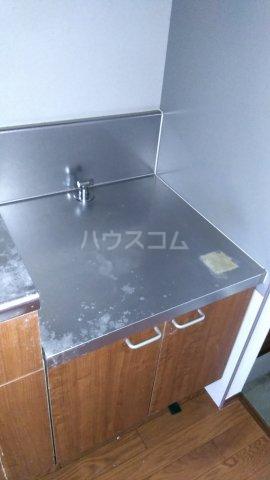 ヒルトップテラス三春台 201号室のキッチン