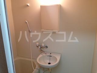 サンヨウエクセレント 516号室の洗面所