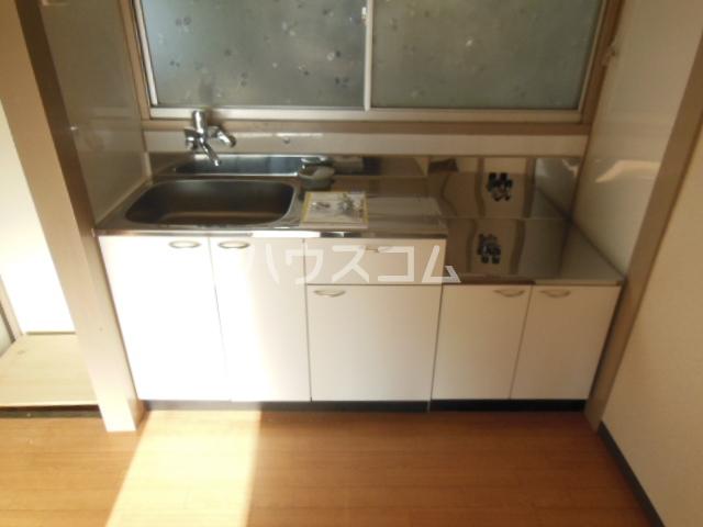 近藤荘Ⅰのキッチン