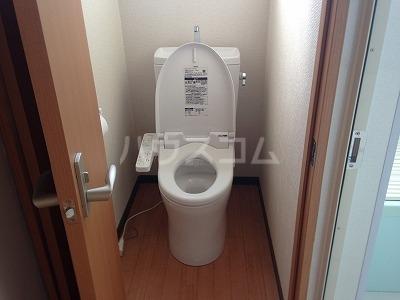 近藤荘Ⅰのトイレ