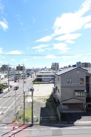 松井ビル 601号室の景色