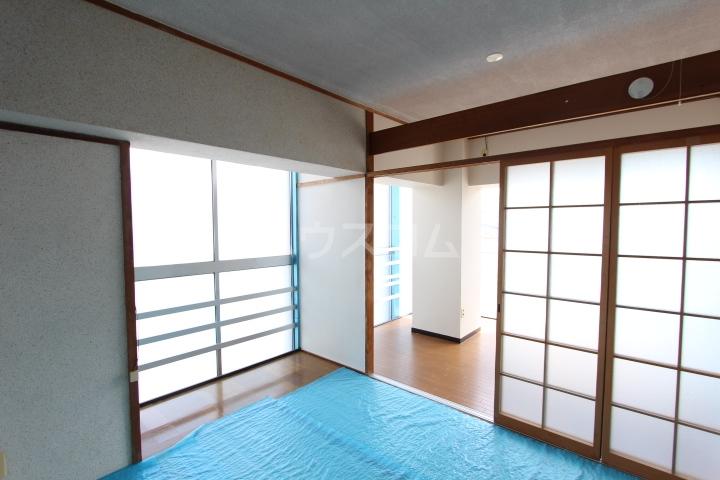 松井ビル 601号室の居室