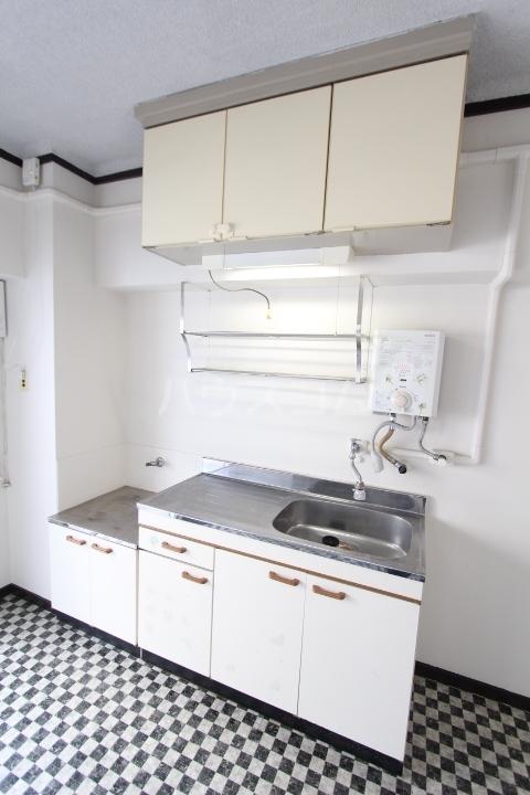 松井ビル 601号室のキッチン